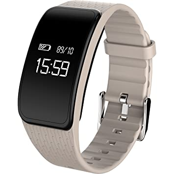 Smartwatch Padcod A59 monitor de salud, bluetooth 4.0 ...