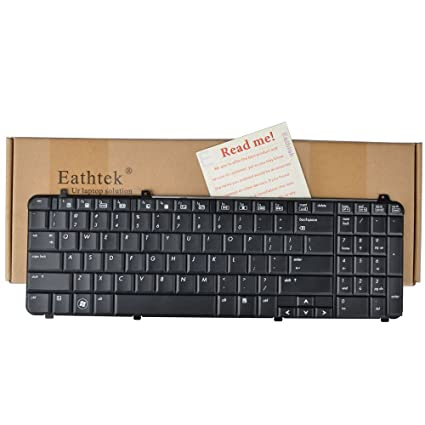 Eathtek Replacement Keyboard for HP Pavilion DV6 DV6-1000 DV6-2051XX DV6-2057CL
