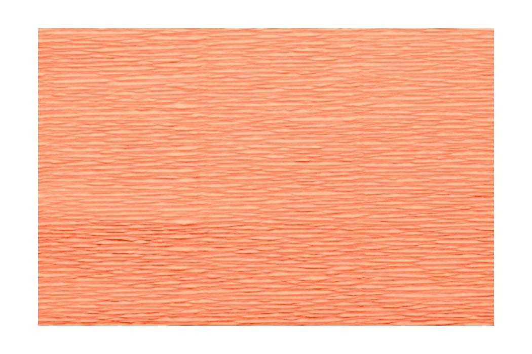 13.3 sqft Premium Italian Heavy 180 g Crepe Paper Roll Coral Charm Peony