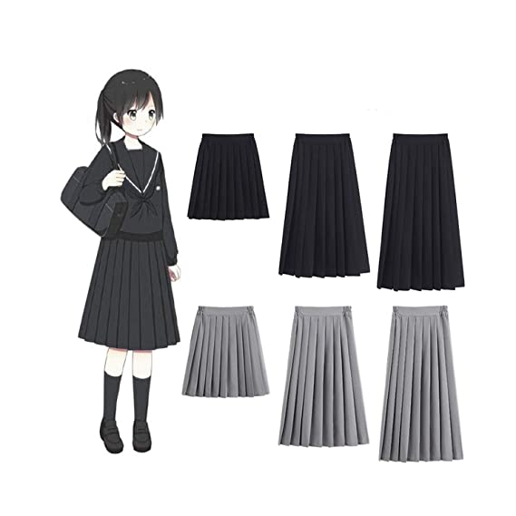 Amazon.com: MRxcff-Junior - Uniforme de uniforme para niñas ...