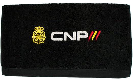 Alpimara Toalla Policía Nacional CNP (100 x 150 cm, Negro): Amazon ...
