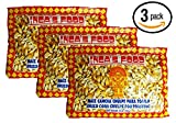 Incas Food Maiz Cancha Chulpe 15 Oz (3-pack), Dried Corn for Toasting, Product of Peru