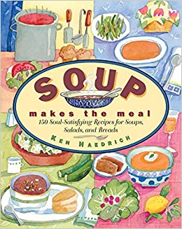 Image result for soup makes the meal book