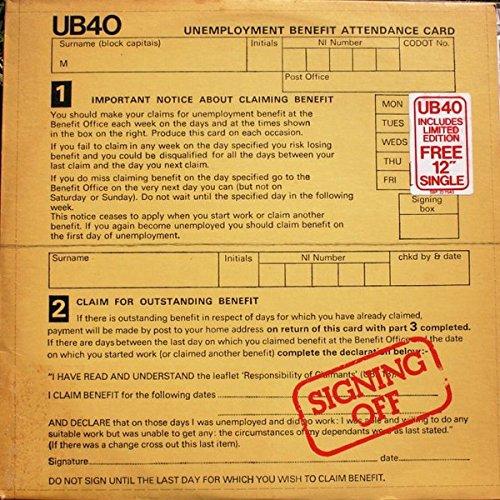 Signing Off: UB40: Amazon.es: Música