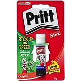 Pritt Glue Stick, 11 g - White, Pack of 12