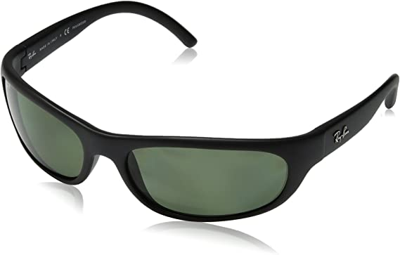 Ray-Ban 0RB4033 Gafas de sol, Negro (Schwarz), 5 para Hombre ...