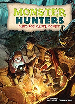 book cover of Hunt the Ozark Howler