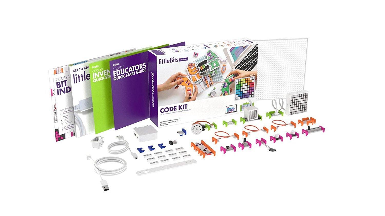littleBits 電子工作 組み立てキット CODE KIT コードキット   B076PZJ1T6