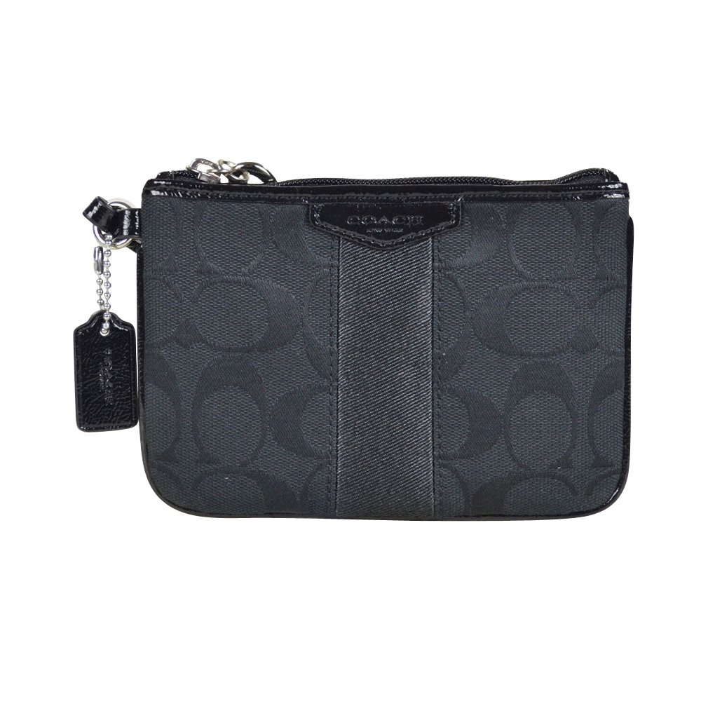 Coach - Monedero Negro negro: Amazon.es: Zapatos y complementos