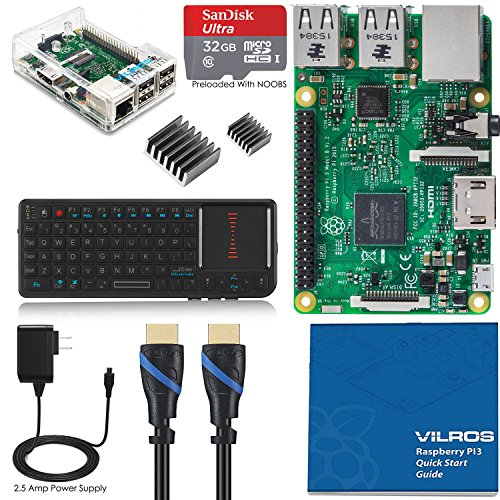 vilros-raspberry-pi-3-model-b-complete-starter-kit-with-keyboard-clear-case-edition