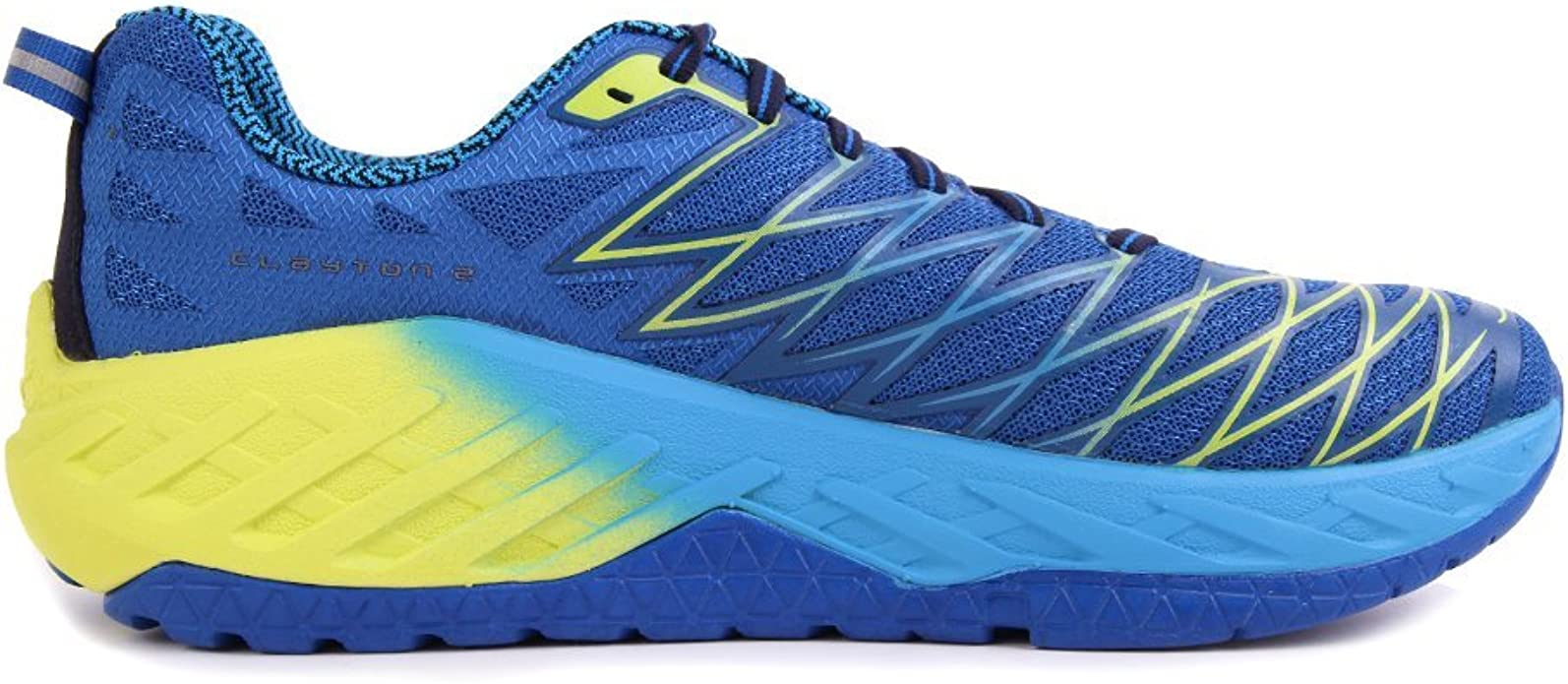 Hoka One One Clayton 2 Imperial Blue Peacoat 46: Amazon.es: Zapatos y complementos