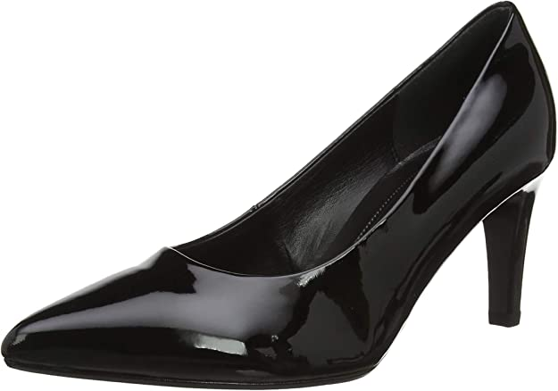 Gabor Shoes Women's Fashion Closed-Toe Pumps, Black (Schwarz (+Absatz) 77), 7 UK,Gabor Shoes,31.380.77