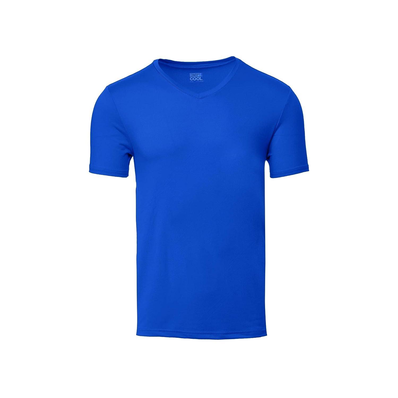 cb67a1531 Amazon.com  32 DEGREES Mens Cool Vneck Tee  Clothing