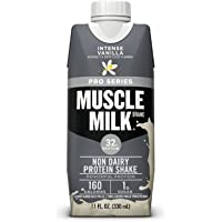 12CT Muscle Milk Pro Series Protein Shake Vanilla 11oz Deals