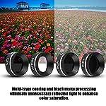 3Pcs / 4Pcs / 6Pcs Drone Camera Lens Filter, Multi-Coated Aluminum Alloy Filter Accessory for DJI Mavic AIR Drone Camera Accessory