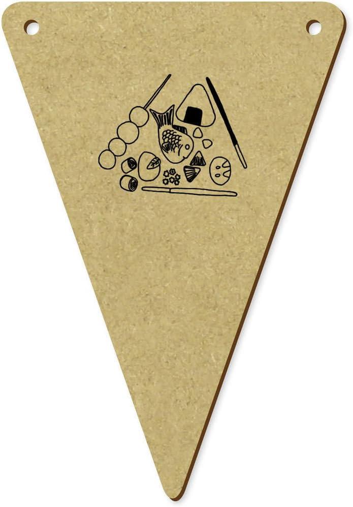 Azeeda 5 x 100mm Dulces Japoneses Banderines / Banderas (BN00038798): Amazon.es: Juguetes y juegos