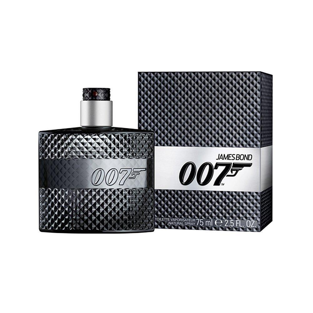 James Bond 007 Herren Parfüm – Eau de Toilette Natural Spray I – Unwiderstehlich-frischer Herrenduft - perfekter Sommerduft gepaart mit britischer Eleganz – 1er pack (1 x 75ml) JAMES-581309