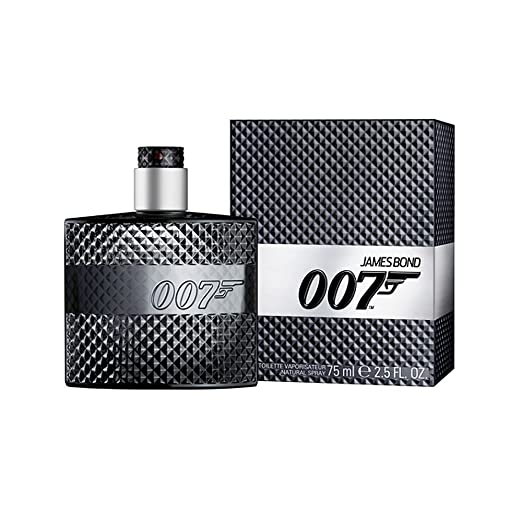 What to Get your Dad for Christmas - James Bond 007 Eau De Toilette Spray for Men