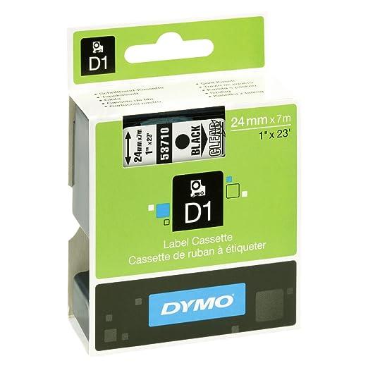 86 opinioni per Dymo D1 etichette autoadesive per stampanti LabelManager, rotolo da 24 mm x 7 m,