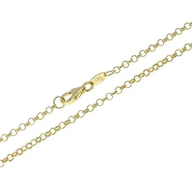 abgeholt wie man wählt Wie findet man aion Erbskette Goldkette Massiv Gold 585 Damen Herren Erbs ...