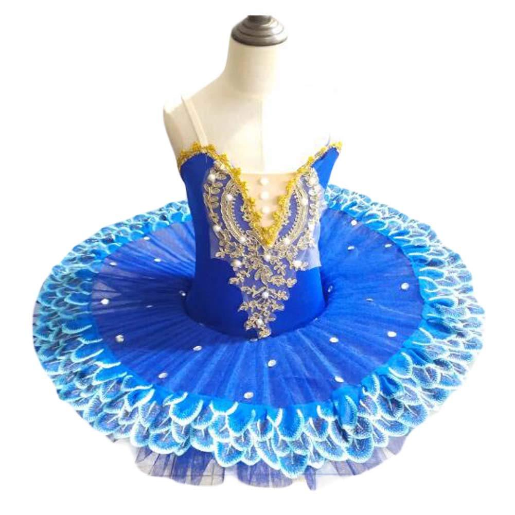 Bailarinas para Bebé Niña 'ZY Ballerina' Brillantes, Azul