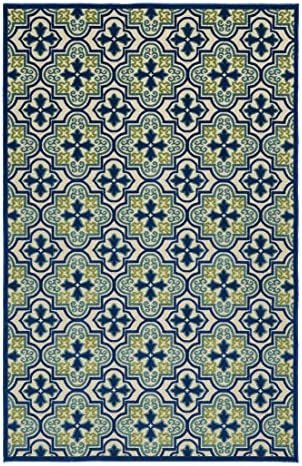 Kaleen A Breath of Fresh Air Machine Made Polypropelyne Rug