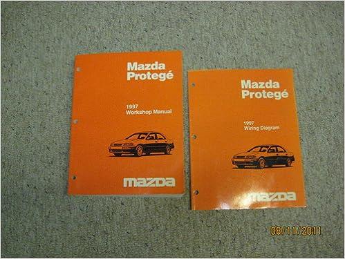 Mazda Protege Workshop Manual Wiring Diagram 1997 Mazda Motor