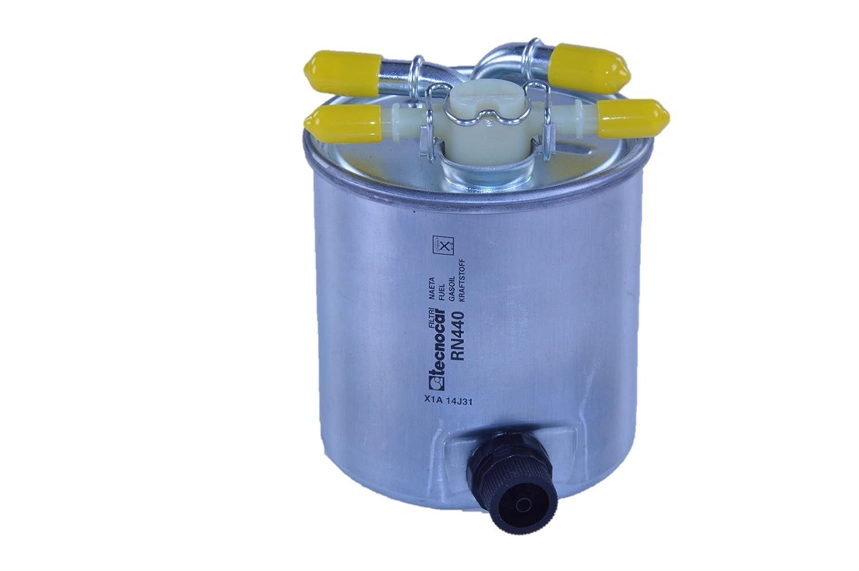 TECNOCAR-PURFLUX TCRN440 Filtro Carburante