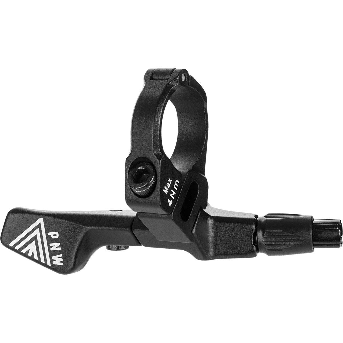 PNW Components Puget Thumb Lever Dropper Remote Black, One Size by PNW Components