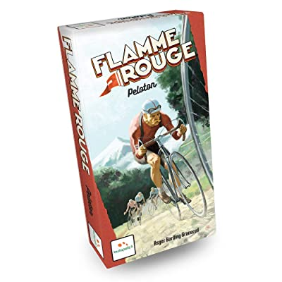 Stronghold Games Flamme Rouge Peloton Expansion: Toys & Games