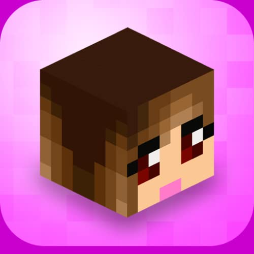 Skins Pro Girls for Minecraft:Amazon:Mobile Apps