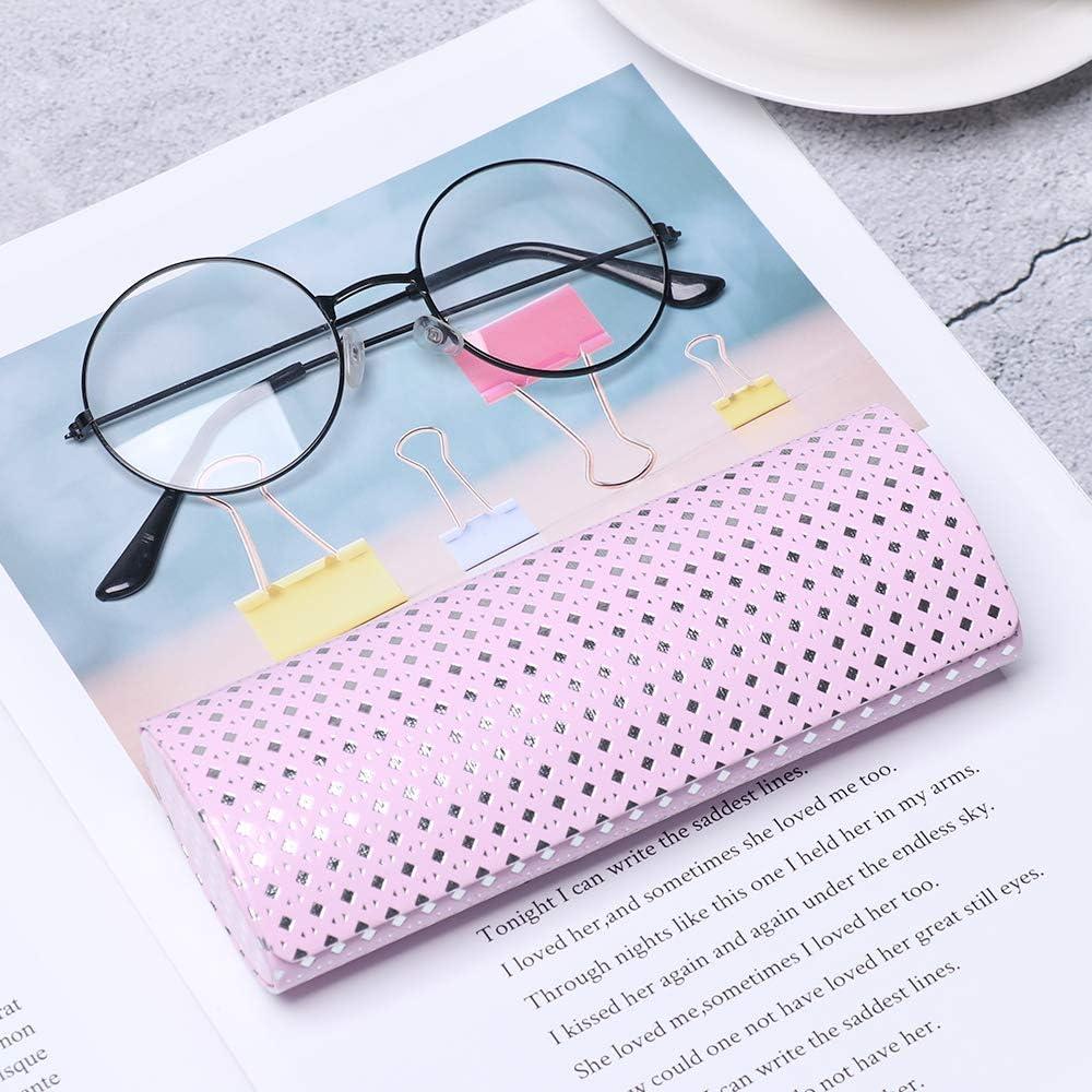 chiusura magnetica. per occhiali da sole Custodia rigida ovale