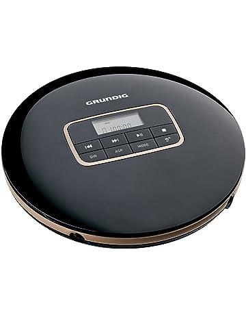 Grundig CDP 6600 - Unidad de CD (MP3, WMA, CD Audio, LCD