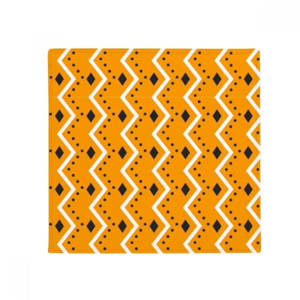DIYthinker orange Happy Fear Halloween Anti-Slip Floor Pet Mat Square Home Kitchen Door 80Cm Gift