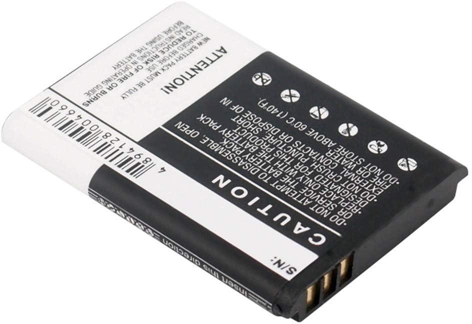Ghpter-camera Baterías de Repuesto para la cámara 750mAh / 2.78Wh ...