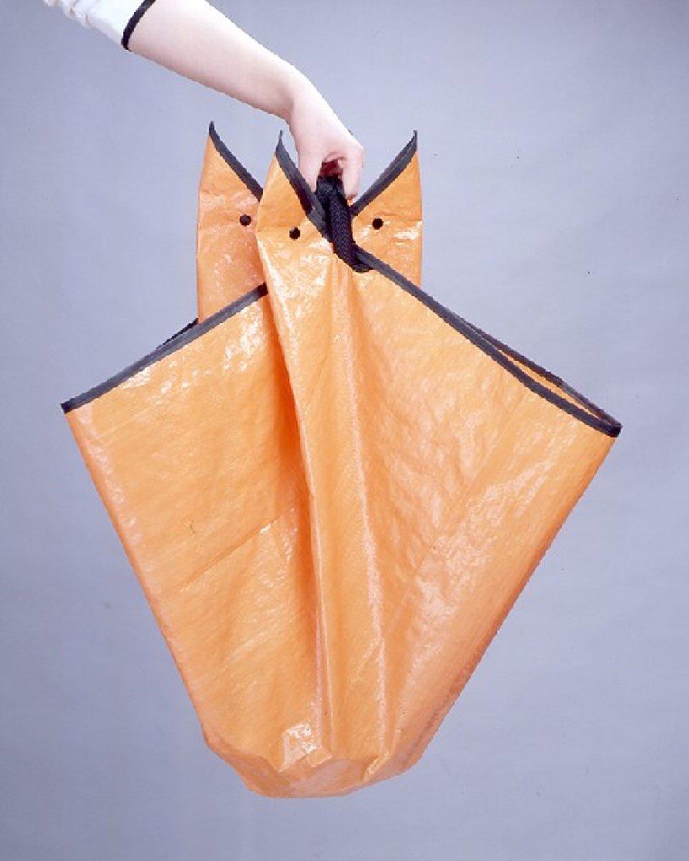 園芸シートワイド 105×105cm オレンジ