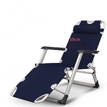 L&J Portátil Lounge Chair, Multifuncional Casa Sillones ...