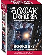 The Boxcar Children Mysteries Books 5-8 (Boxcar Children))