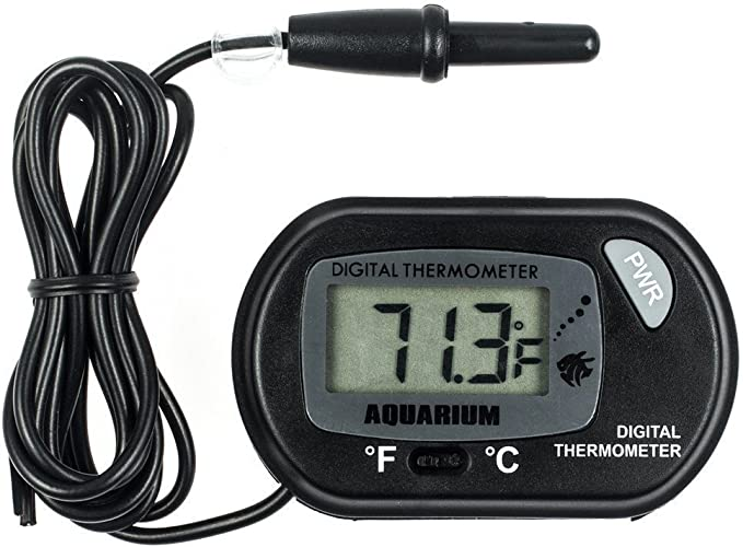control de temperature Thermostat pour Digital leau daquarium Thermometre Marine