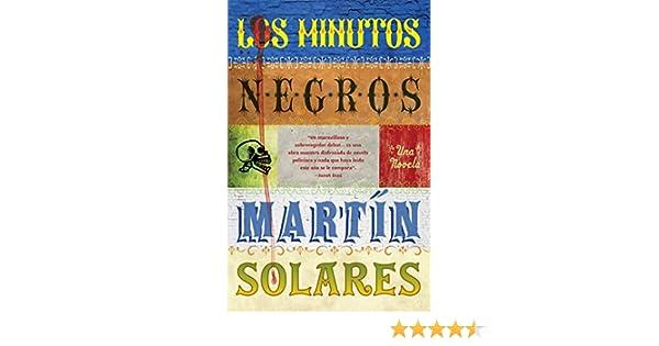 Amazon.com: Los minutos negros (Spanish Edition ...