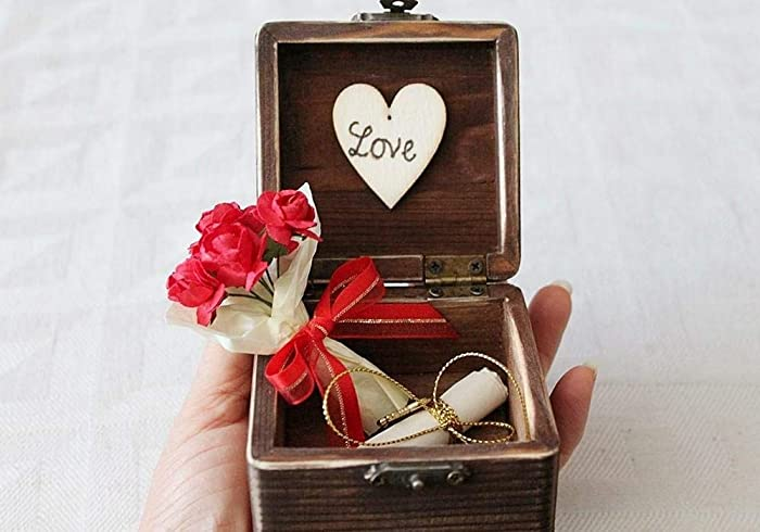 Personalized Valentines Gift For Her Long Distance Girlfriend Gift