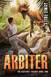 Arbiter by Jamie Foley ebook deal
