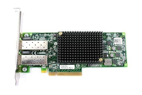Dell Emulex 10 GB/s Doble Canal de Fibra Puerto PCI-E Tarjeta de ...