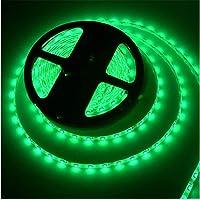 Strip LED-strip groen, 5 m, flexibel, zelfklevend, 600 SMD 2835 Top