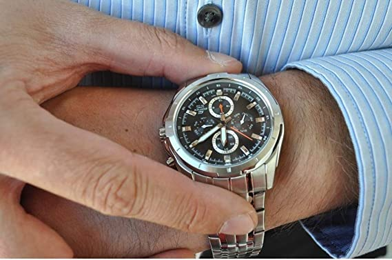 Hombre Reloj Casio Para Casio Para Reloj Casio Hombre Reloj Casio Para Para Reloj Hombre jL54A3qR