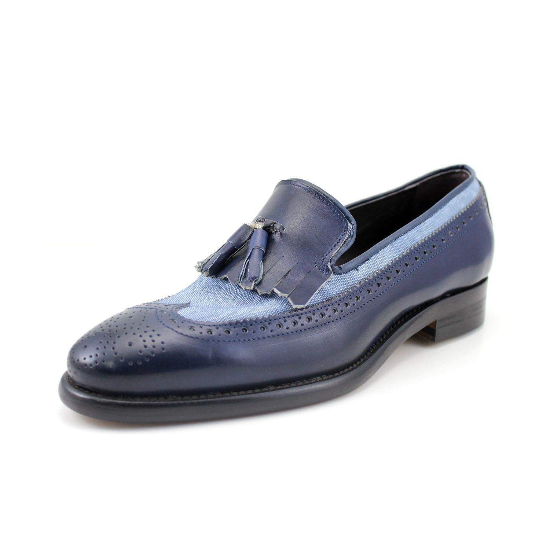 GIORGIO REA Zapatos para Hombre Hechos a Mano EN Italia