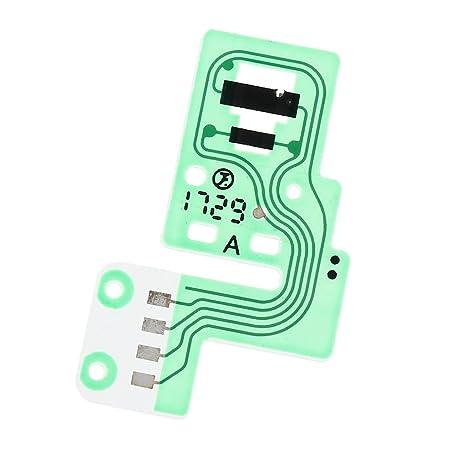 Homyl Controlador Sony PS Move Piezas de Reparación de Reemplazo de Placa de Circuito de Teclado