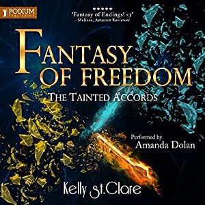 Fantasy of Freedom Audiobook