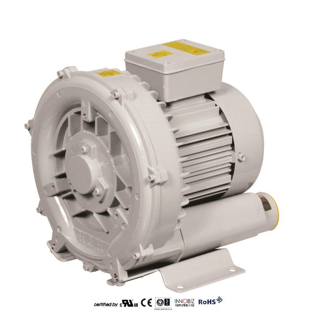 Pacific Regenerative Blower PB-100 (HRB-100), Ring, Side channel, Vacuum Pressure Blowers