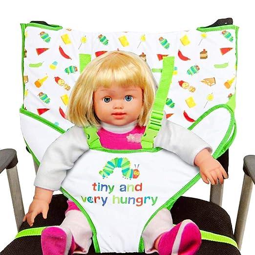 Ausomely Cubierta portátil para Silla de Comer para Comer de bebé ...